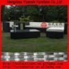 PE Rattan/wicker outdoor furniture