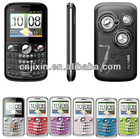 Q10 2.2'' inch torch light three sim tv phone