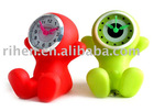 baby clock with 4 kinds assortment