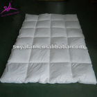 quilted mattress protector/mattress topper for hotel
