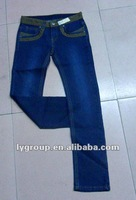 Fashion Fit New Styles Children Jeans/Boy jeans pant active life