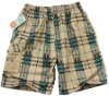 elastic mens shorts