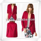 2013 Summer Latest Ladies Dakota Drape Jacket,Ladies Jacket