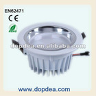 30w 7 inches dimmable LED Recessed down light