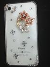 New simple diamond Cases flower