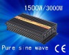 Factory sell dc 48v to ac 110v 1500w pure sine wave inverter