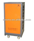 SCR bridge rectifiers for coating