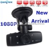 Full HD 1080P Car DVR with 4 IR LEDs Night Vision