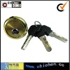 Mortise safe lock cylinder