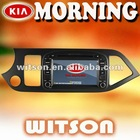 WITSON special car dvd player for KIA MORNING