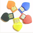 20m Broadcom heart shape Mini Bluetooth USB dongle