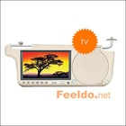 "Car Sunvisor LCD 7"" DVD Player with TV /FM /SD/USB"