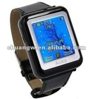"Aoke 09 AK09 Watch cell Mobile Phone With Bluetooth + FM + 1.3"" full touch screen + Camera + Expand memory + Triband"