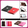 Fashional 360 rotating PU leather case for Mini iPad