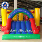 Newest and high quality castle bouncer for kids
