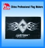 Outdoor large cheap polyester custom made banner