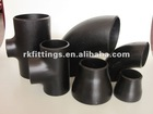 BW SEAMLESS CARBON STEEL Elbow/Tee/Reducer PIPE FITTINGS ASTM DIN JIS