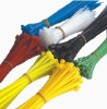 plastic cable ties/nylon cable ties/cable ties