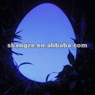 LED oval Light outdoor night lamp