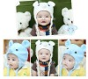 2012 New Mouse Cute Baby Hat hot sale