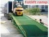 JINCHUANG 5-15T Mobile dock leveler / loading ramp /dock ramp