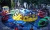 24 seats amusement park rides shark island