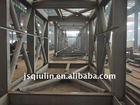 heavy steel fabrication project for air liquid box