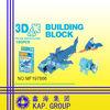 3d assembly blocks series ,plastic shark toys for children,creative blocks plastic toy for kids