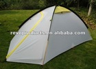 small camping tent, mesh net inner tent. double layer.3 season tent