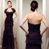 2013 new design ruffer skirt mother of bridal dress wm201308