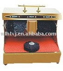 shoe polishing machine