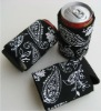 Neoprene can cooler sleeve, cooler bag, beer cooler bag, cola can sleeve
