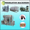 whirlston bottled gas juice producing machines