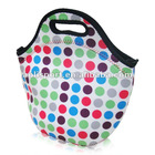 2012 Fashion Design Neoprene Insulated Picnic Bags/Lunch Box Bags,with Zipper and Handle