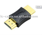 male to male good quality HDMI adapter/HDMI connector