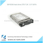 "59Y5536 hard drive 2TB 7.2K 3.5"" SATA V-DDM internal for DS4000"