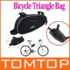 Cycling Bicycle Bike Triangular Frame Front Tube Bag