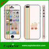 For iphone5 skin sticker