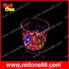 led plastic shaker cup