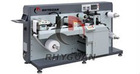 Intermittent Label Die Cutting System/Inkjet press unit integrated Flexographic printing machine with hot stamping/Cold Foil