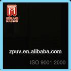 Acrylic Resin Panel/ Crstal Panel black for decoration ZP-Y213