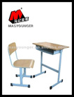 Student desks and chairs for school