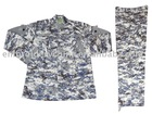 US Army Blue Digital Camouflage V2 BDU Uniform