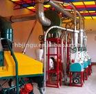 20T/D low fat maize grits processing machine