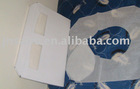 Disposable toilet seat cover paper in factory