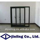 interior sliding house window reception sliding window