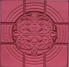JS4051Beautiful embossed Faux leather decorative Background wall panel