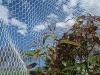 Anti-bird garden protection net