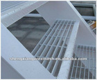 hot dip galvanised metal bar grating