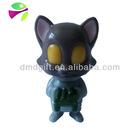 Hard plastic fox animal toy figure model for kids